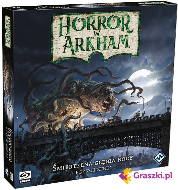 Horror w Arkham 3. Edycja: Śmiertelna głębia nocy